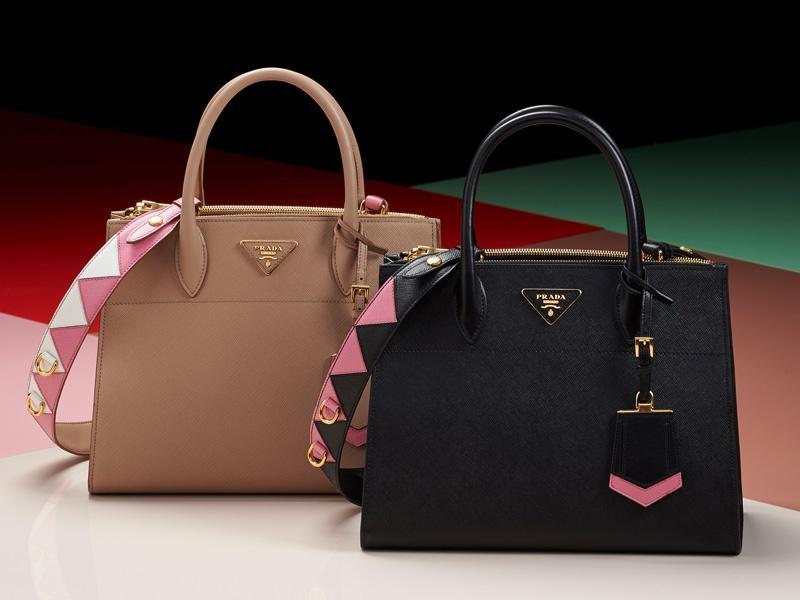 461890e3b864 Prada introduces new Paradigme bag