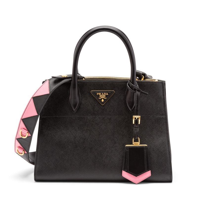 36c806d489 Prada introduces new Paradigme bag