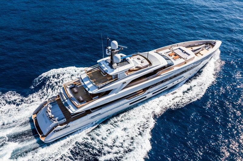 Tankoa Yachts Debuts New S501 M/Y Vertige At The Monaco Yacht Show