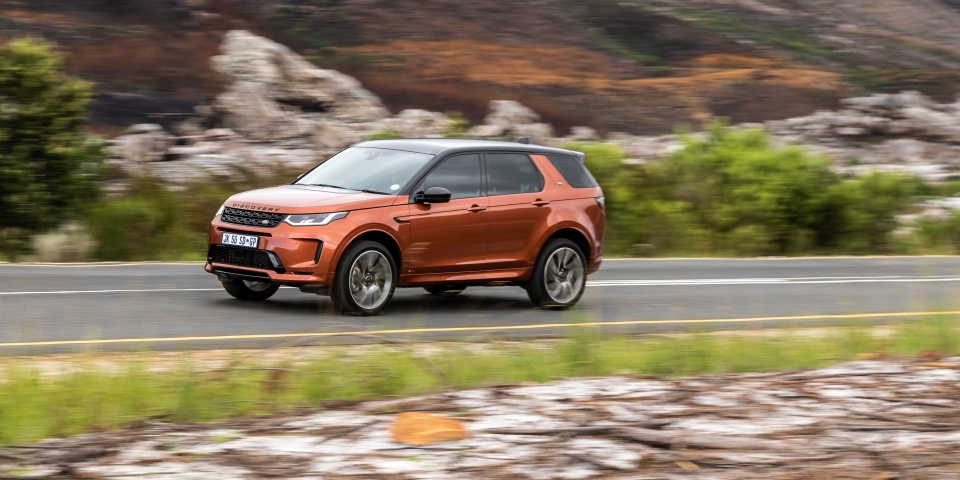 10. Discovery Sport Dynamic