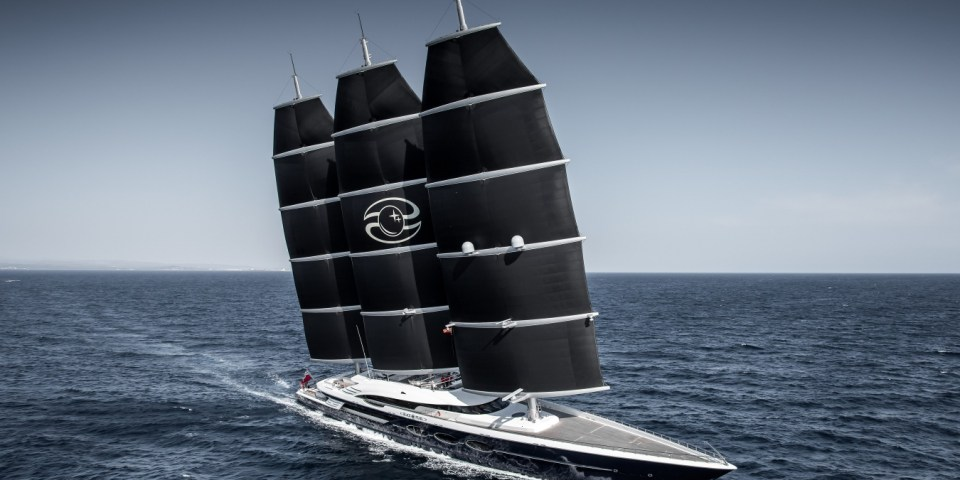 Oceanco's 106.7-metres Black Pearl and 90M DAR win at World Superyacht Awards 2019