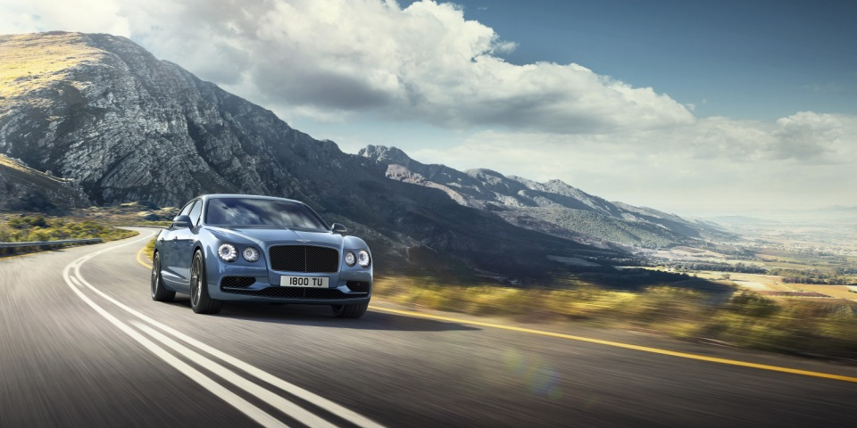 Bentley Flying Spur S