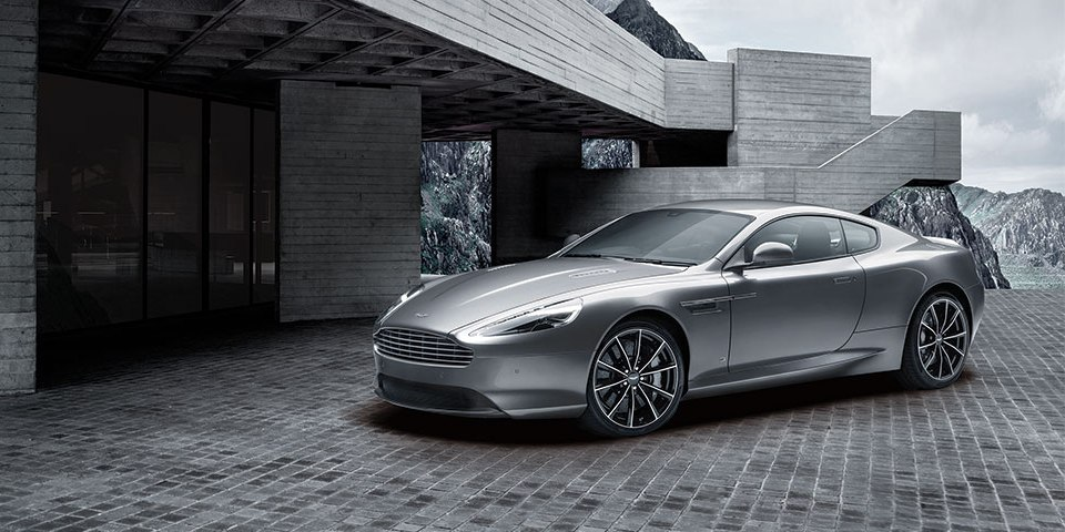 Aston Martin DB9 GT The Bond Edition