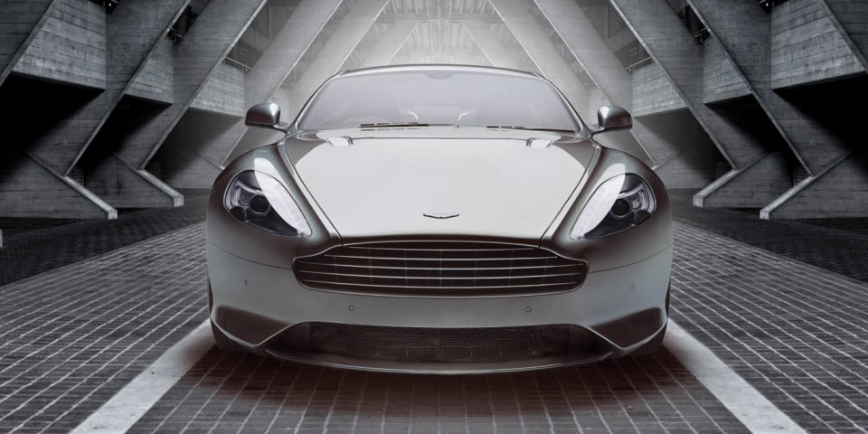 Aston Martin DB9 GT The Bond Edition Front