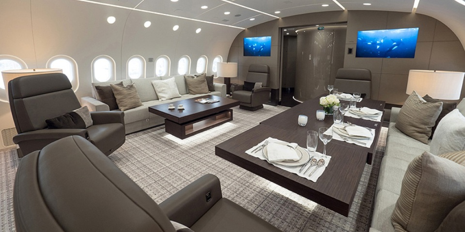 Kestrel Aviation Elite Living Africa