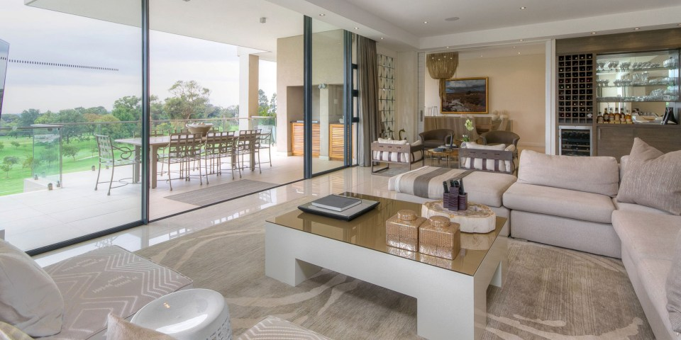 The Houghton Elite Living Africa