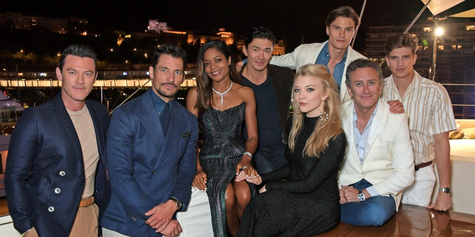 Naomie Harris and Natalie Dormer attend intimate Formula E dinner