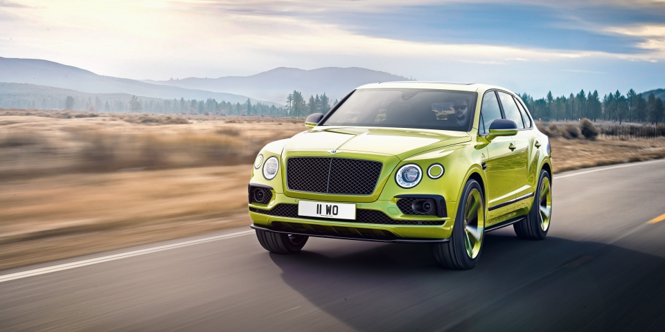 Bentley elite living africa