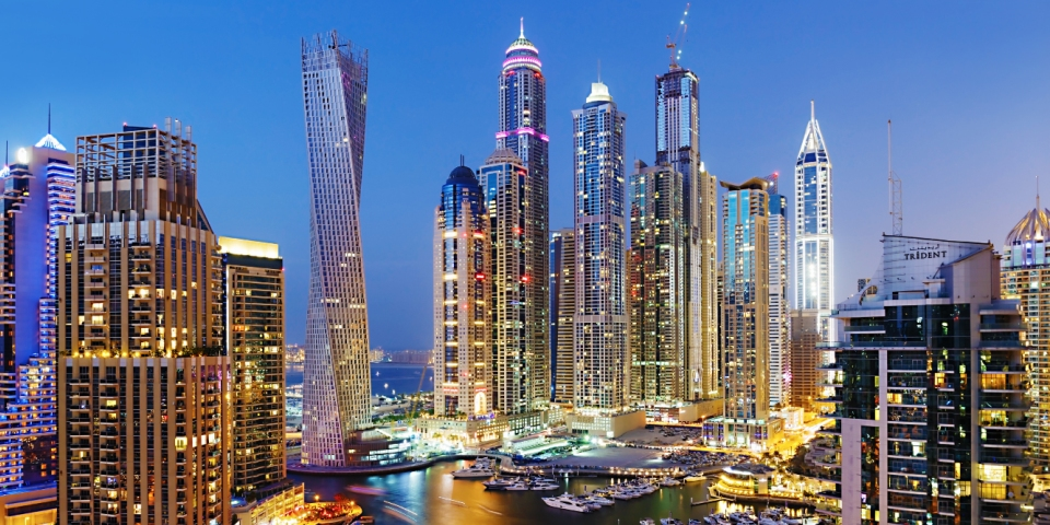 Dubai elite living africa