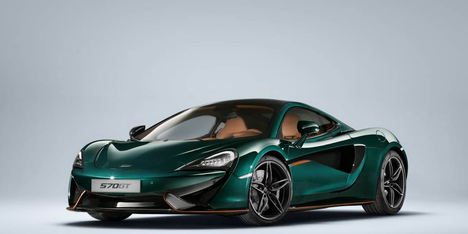 MSO McLaren 570GT in XP Green 1