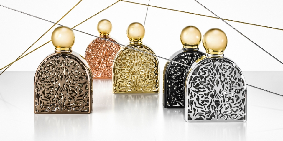 Martine Micallef unveils new fragrance collection