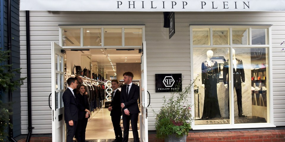 Philipp Plein elite living africa