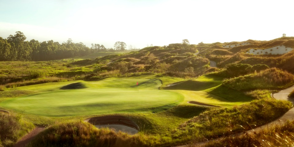 The Links course in South Africa
