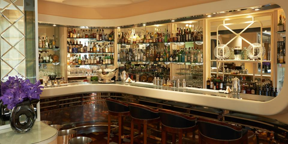 The American Bar at The Savoy: A look inside