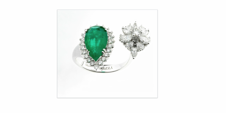 Green with envy: Glittering emeralds for the month of May