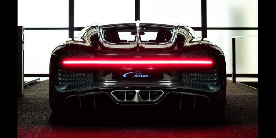 Buggati delivers 70 Chiron supercars in 2017