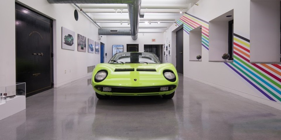 Lamborghini brings Italian virtuosity to Art Basel Miami Beach