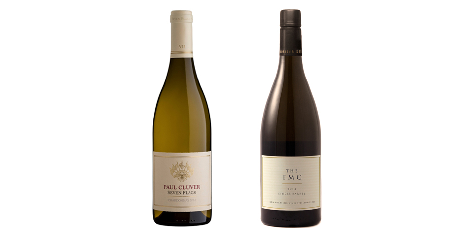 South Africa's finest luxury white wines